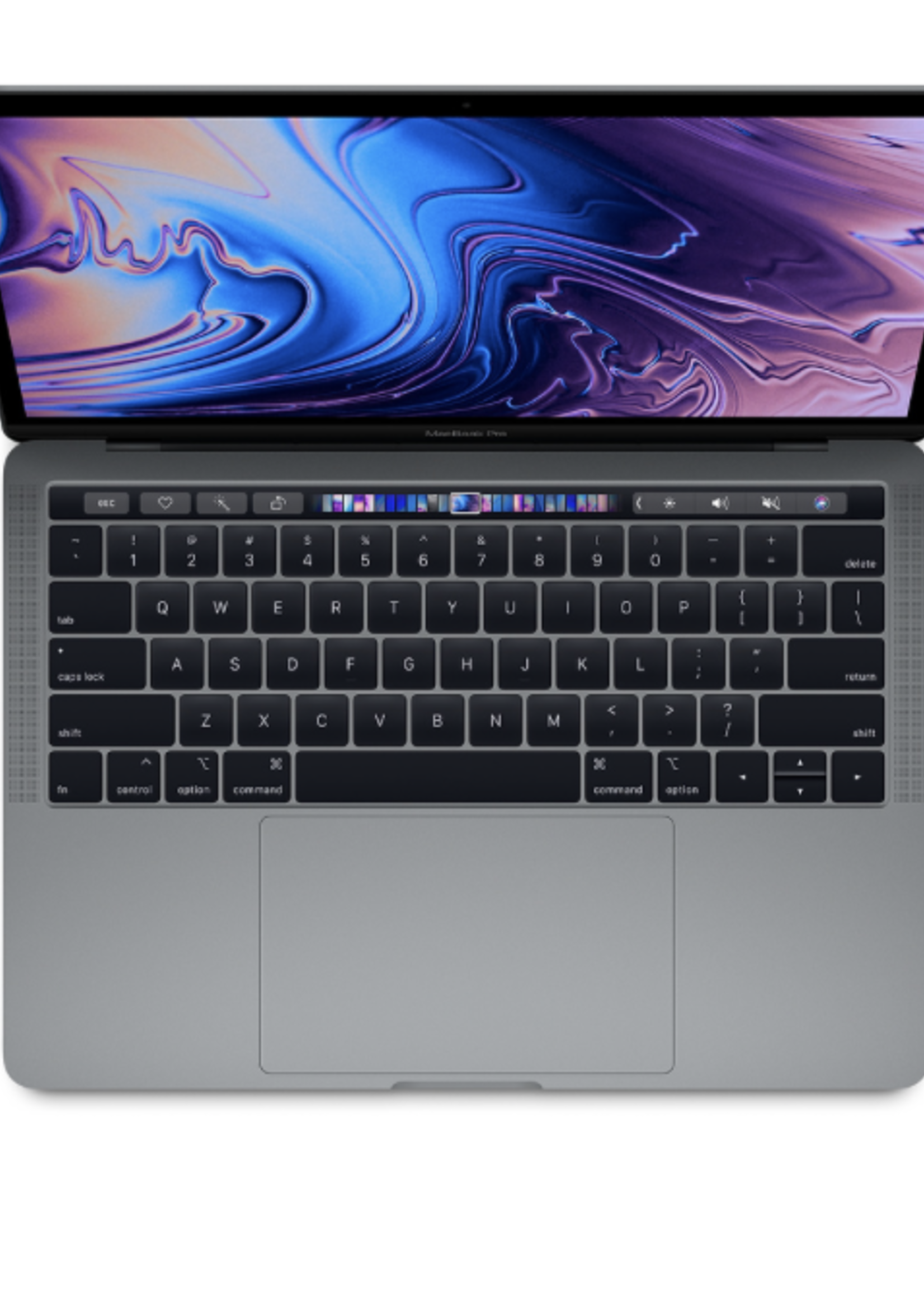 "13"" Macbook Pro w/ touch - 256GB - Space Gray - 1.4GHz"