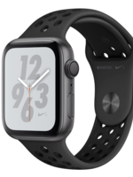 Apple Watch Nike+ Series 4 GPS, 40mm Space Gray Aluminum Case with Anthractie/Black Nike Sport Band