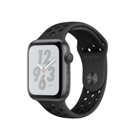 Apple Apple watch Nike+ Series 4 GPS, 40mm Space Gray Aluminum Case with Anthractie/Black Nike Sport Band