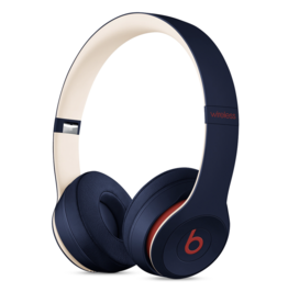 Apple Beats solo wireless club navy
