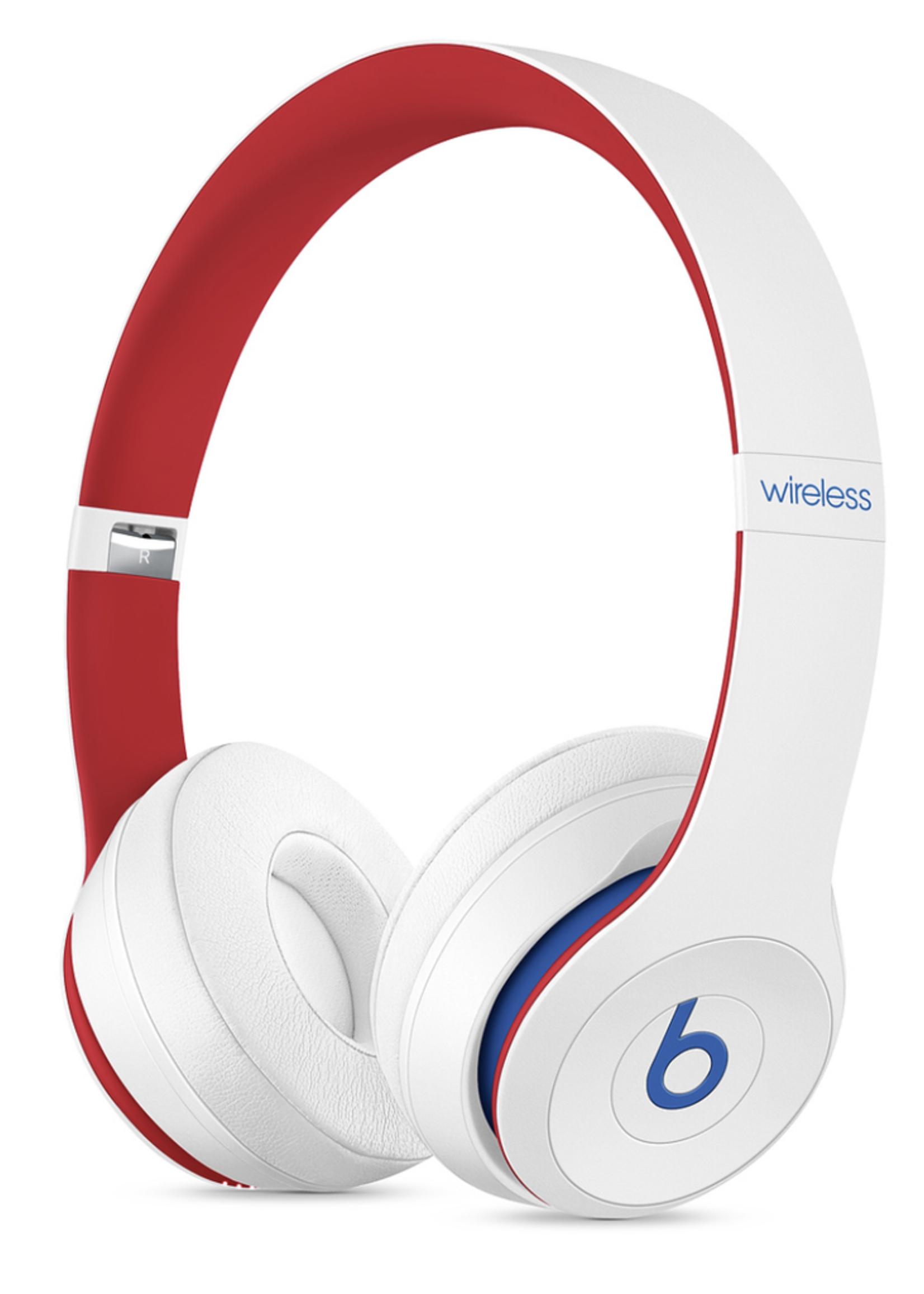 Beats Solo 3 Wireless Club White