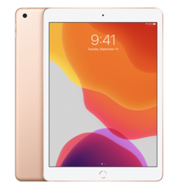 "Apple 10.2"" iPad - Wifi - 128GB - Gold"
