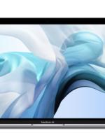 """13"""" Macbook Air - 128GB - Silver"""