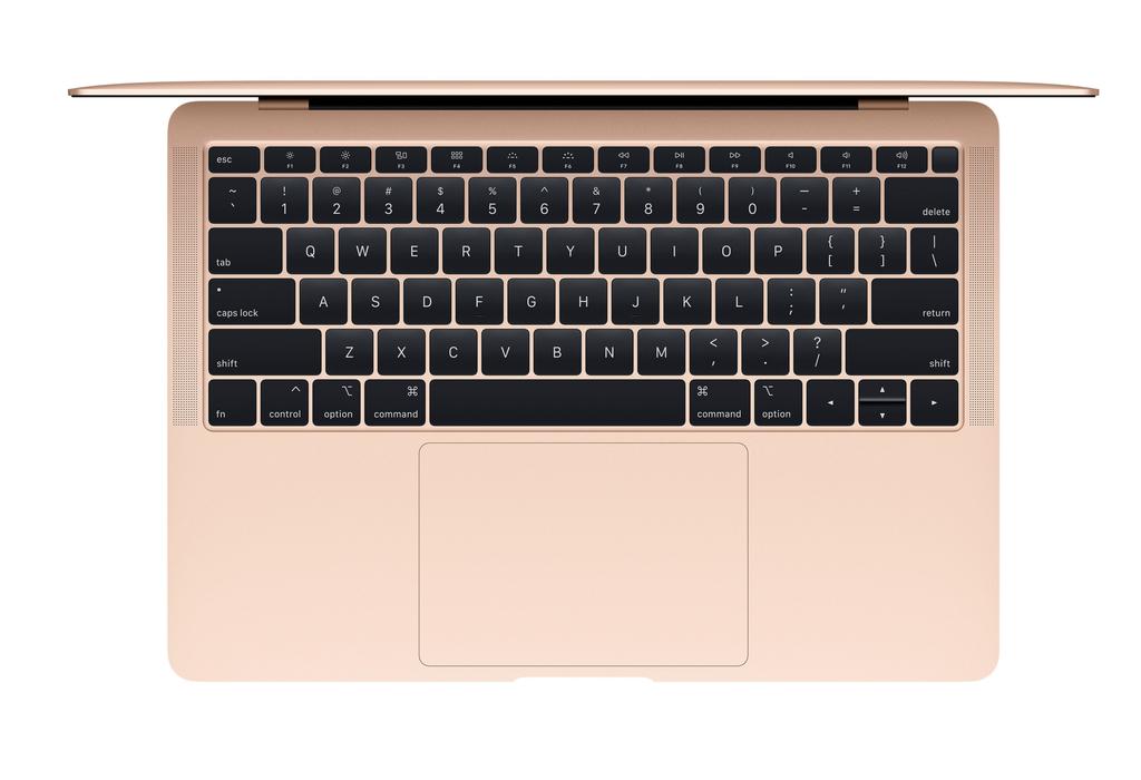 "Apple 13"" Macbook Air - 256GB - gold"