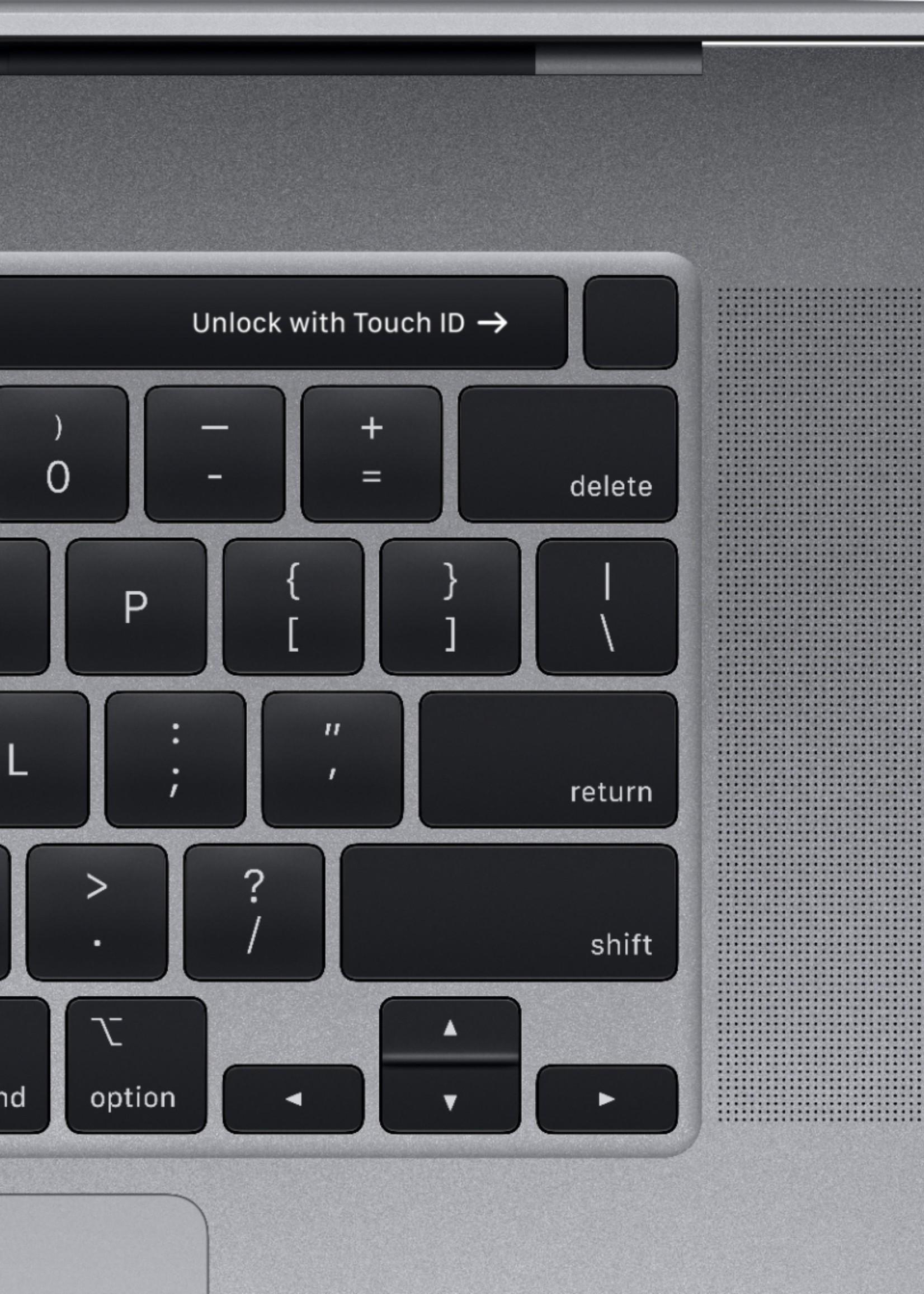 "16"" MacBook Pro - 512GB - Space Gray"