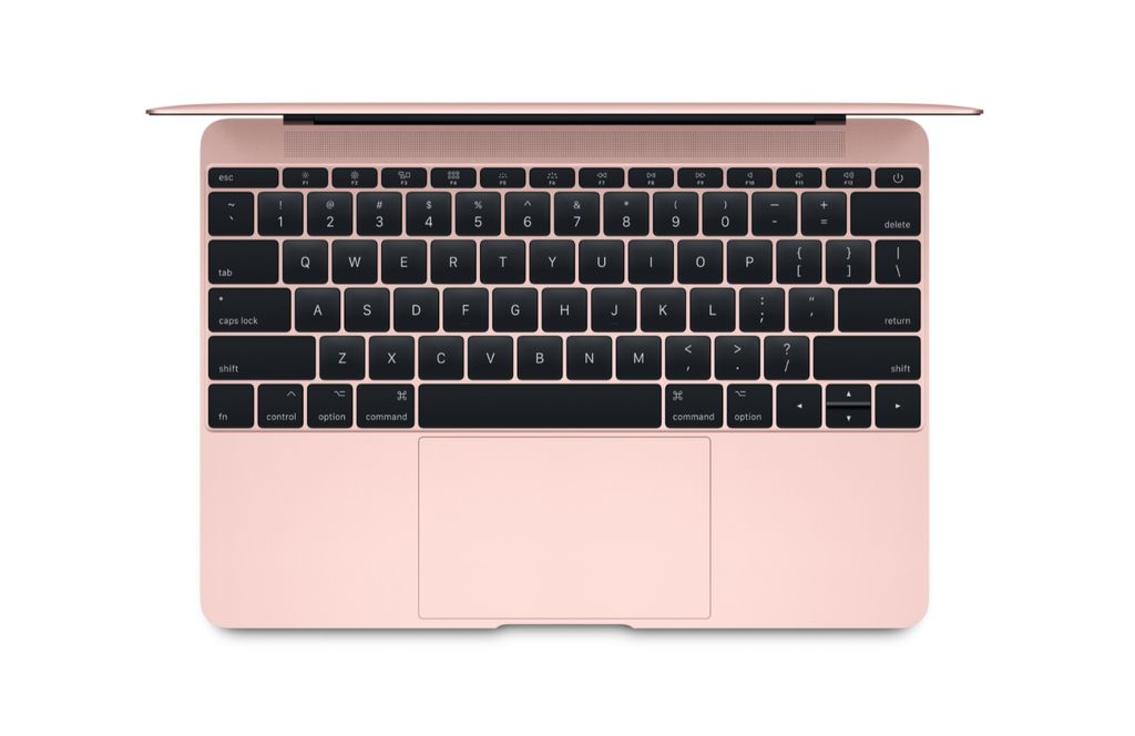 "Apple 12"" Macbook - 8GB - 256GB - 2017 (Rose Gold)"