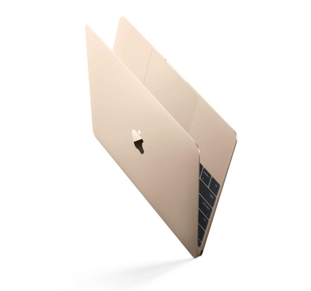 "Apple 12"" Macbook - 8GB - 512GB - 2017 (Gold)"