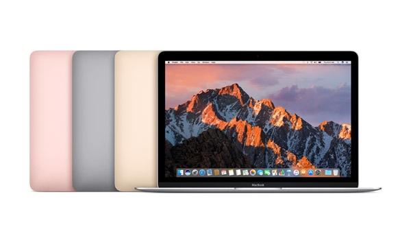 "Apple 12"" Macbook - 8GB - 512GB - 2017 (Silver)"