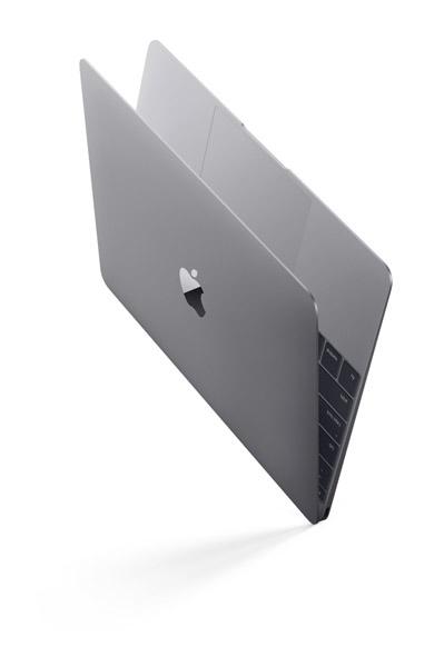 "Apple 12"" Macbook - 8GB - 512GB - 2017 (Space Gray)"