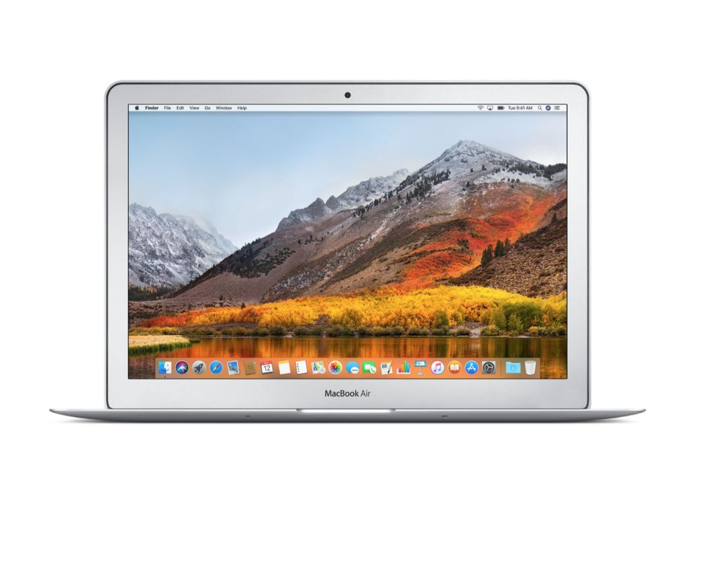 "Apple 13"" Macbook Air - 8GB - 128GB - 2017 (Silver)"