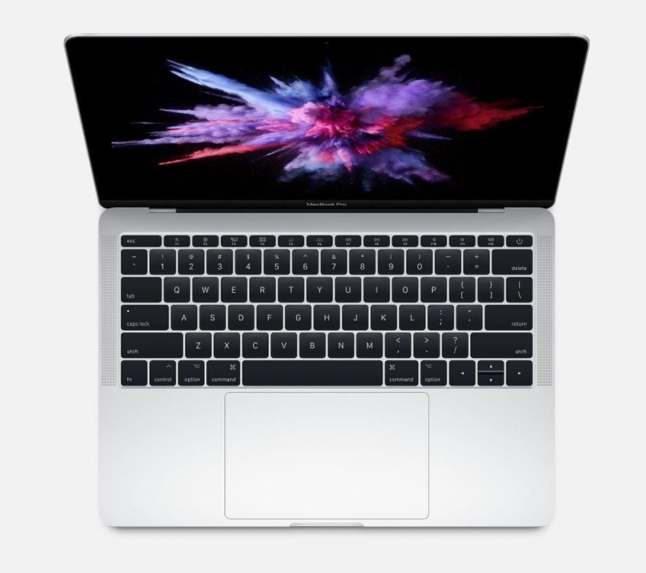 "Apple 13"" Macbook Pro - 8GB - 128GB - 2017 (Silver)"