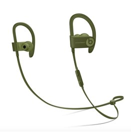 Apple Powerbeats3 Wireless Headphones - Neighborhood Collection - Turf Green