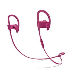 Apple Powerbeats 3 Wireless Earphones - Neighborhood Collection - Brick Red