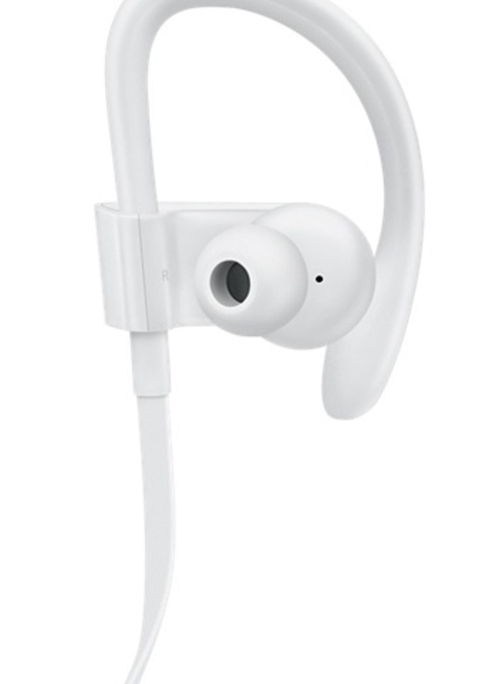 Powerbeats 3 Wireless Earphones - White