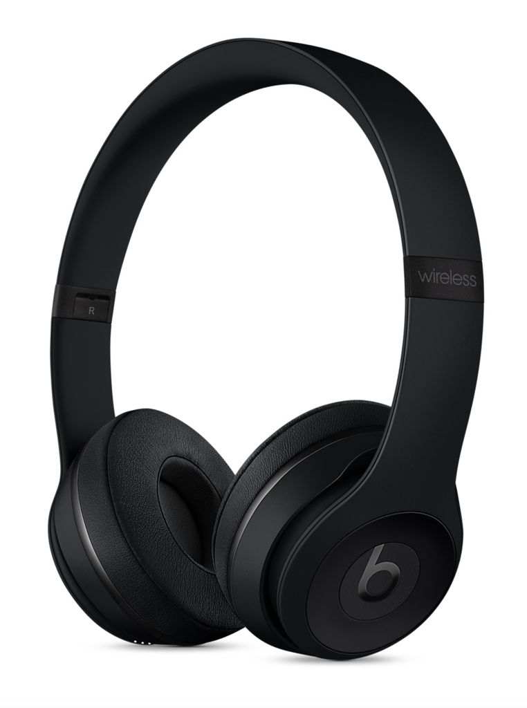 Apple Beats Solo3 Wireless Headphones - Black