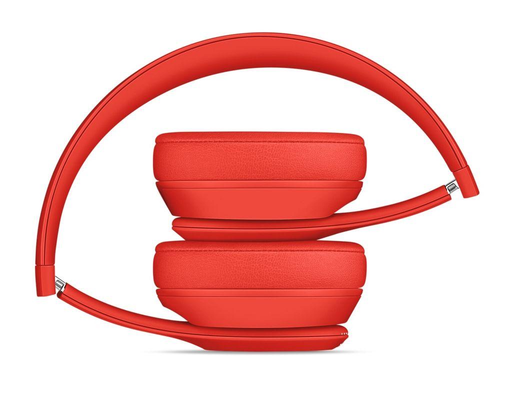 Apple Beats Solo3 Wireless Headphones - Red