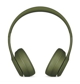 Apple Beats Solo3 Wireless Headphones - Turf Green