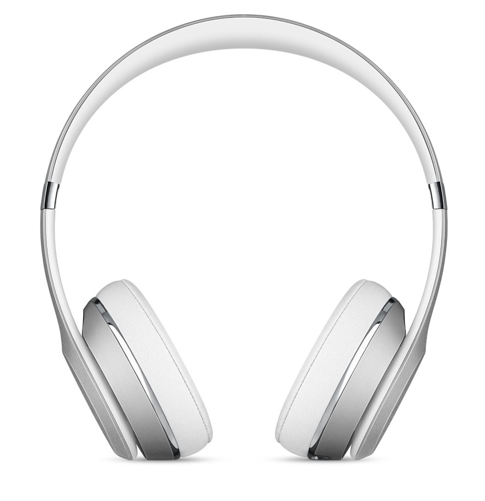 Apple Beats Solo3 Wireless Headphones - Silver