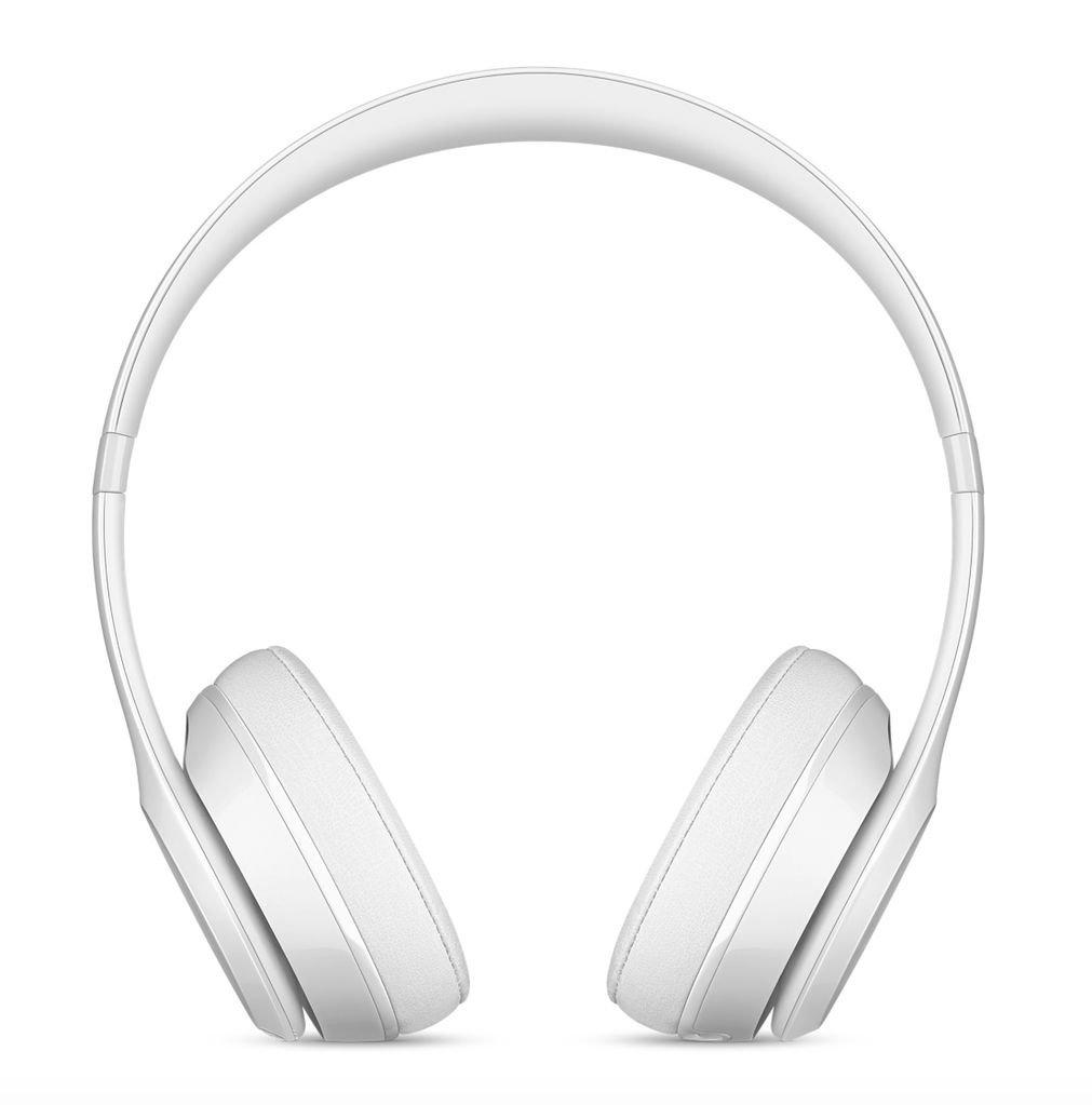 5e9d10cc2cb Beats Solo3 Wireless Headphones - Gloss White - Creighton iJay Store