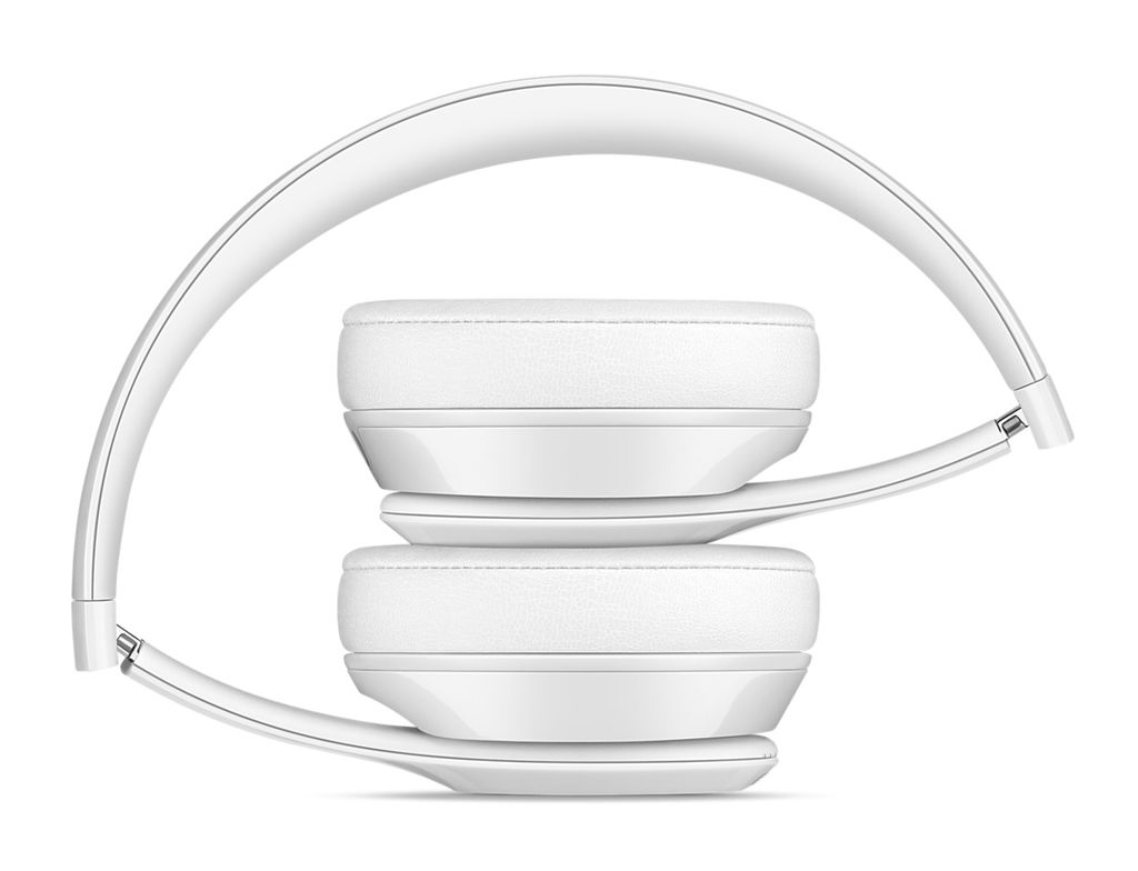 Apple Beats Solo3 Wireless Headphones - Gloss White