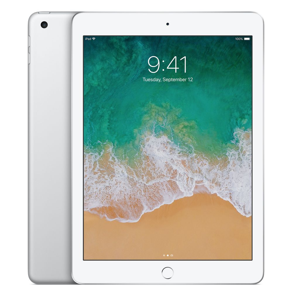 "Apple 9.7"" iPad WiFi + Cellular 32 GB 7th Gen (Silver)"