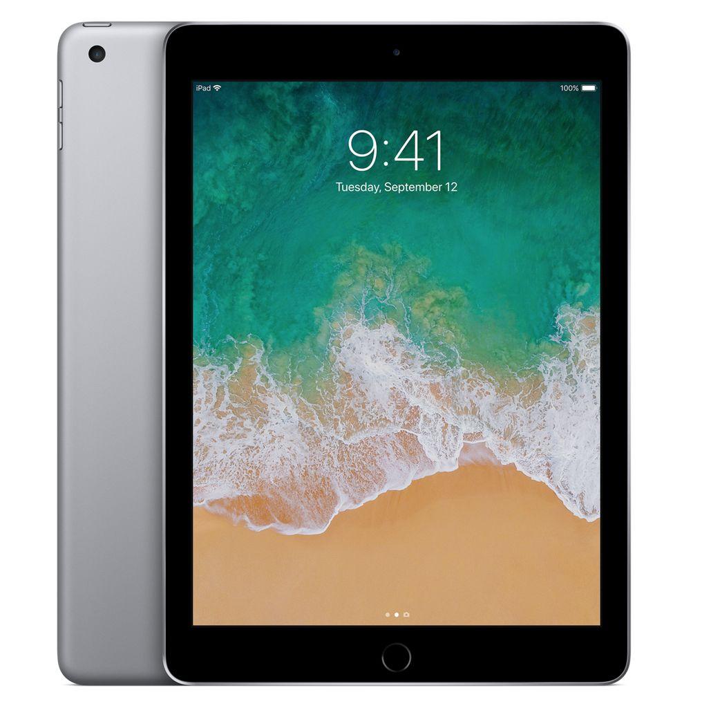 "Apple 9.7"" iPad WiFi + Cellular 128 GB 7th Gen (Space Gray)"