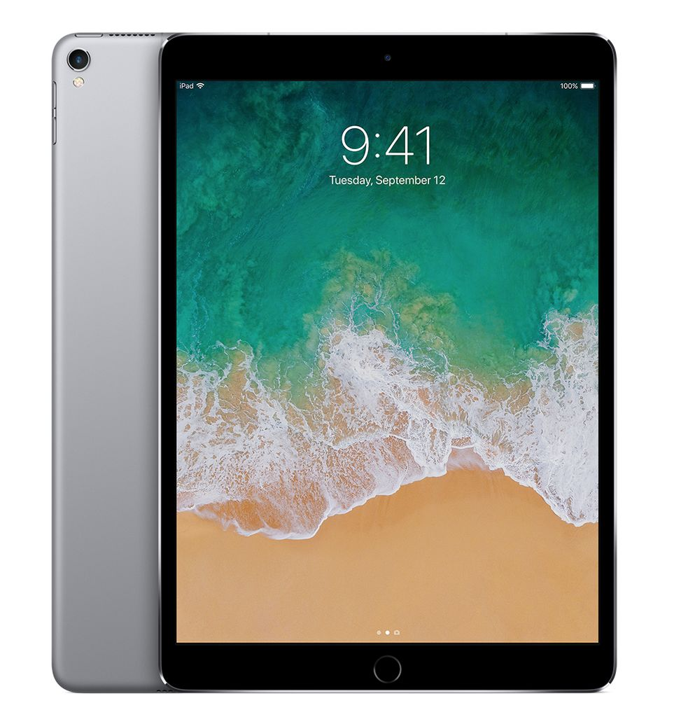 "Apple 10.5"" iPad Pro WiFi + Cellular 256 GB 7th Gen (Space Gray)"