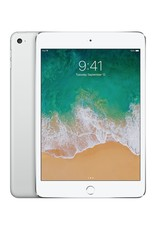 "Apple 7.9"" iPad Mini 4 WiFi + Cellular 128 GB 7th Gen (Silver)"
