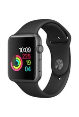 Apple AppleWatch 3 GPS 42mm Space Gray w/ Space Gray Band