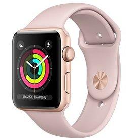 Apple Applewatch Series3 GPS 38mm Gold