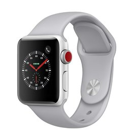 Apple AppleWatch Series 3 GPS+Cellular 38mm Silver