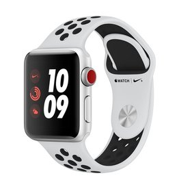 Apple AppleWatch Nike+GPS+Cellular 42mm Silver