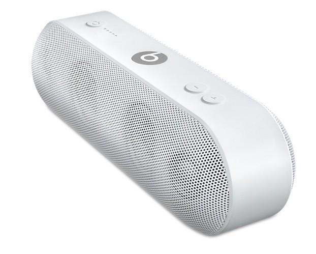 Apple Beats Pill+ Portable Speaker - White