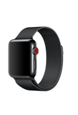 Apple 38mm/40mm Space Black Milanese Loop