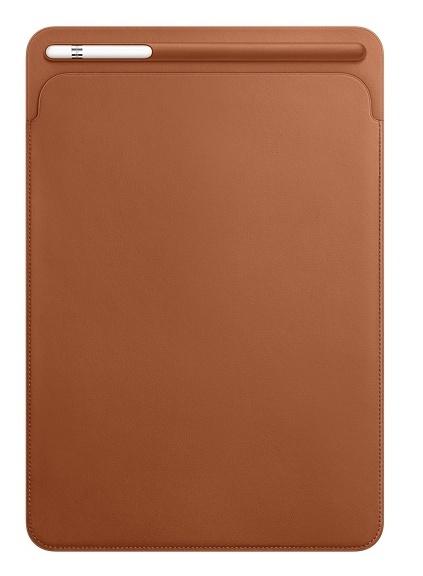 Apple iPad Pro 10.5 Leather Sleeve - Saddle Brown