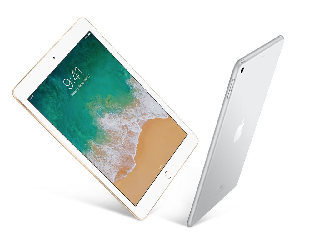 "Apple 9.7"" iPad WiFi + Cellular 32 GB 7th Gen (Space Gray)"