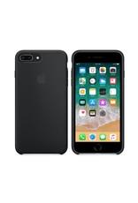 Apple iPhone 8 Plus/7 Plus Silicone Case - Black