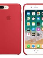 iPhone 8 Plus/7 Plus Silicone Case - Product Red