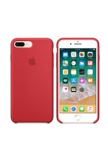 b8c785d3f iPhone 8 Plus 7 Plus Silicone Case - Product Red - Creighton iJay Store