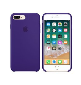 Apple iPhone 8 Plus/7 Plus Silicone Case - Ultra Violet