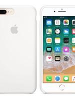 iPhone 8 Plus/7 Plus Silicone Case - White