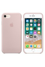 Apple iPhone 8/7 Silicone Case - Pink Sand