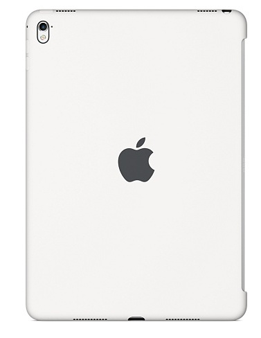 Apple iPad Pro Silicone Case - White