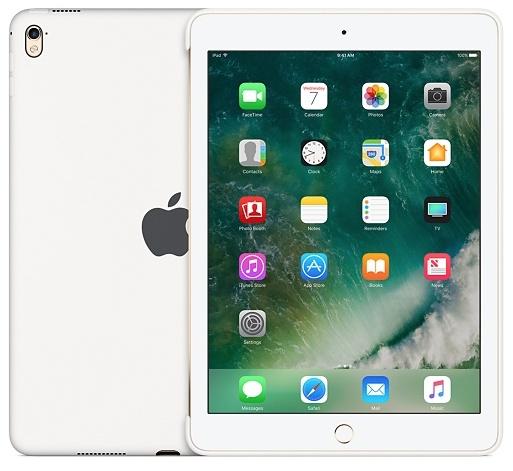 Apple iPad Pro Silicone Case - White