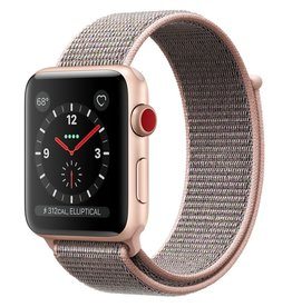 Apple AppleWatch Series 3 GPS+Cellular 38mm Gold