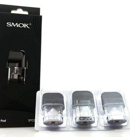 Smok Novo Replacement Cartridge SALT NIC (3 Pack)