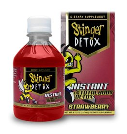 Stinger Instant Strawberry