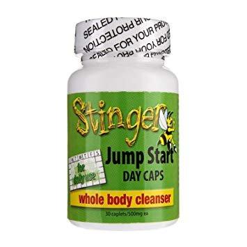 Stinger Jump Start Caplets