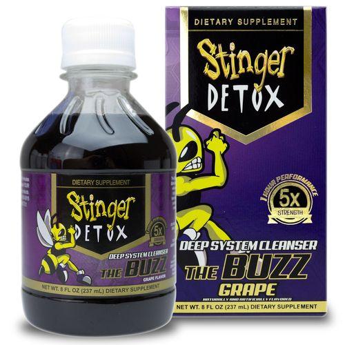 Stinger Buzz 5x Grape