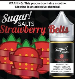 Sugar Salts STRAWBERRY BELTS by Sugar Salts